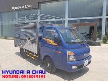 xe tải hyundai new porter 1.5 tấn thùng bạt