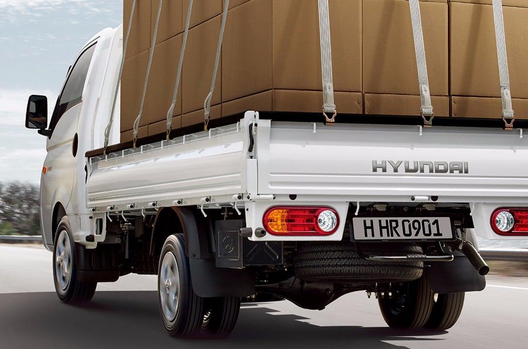 xe tải Hyundai New Porter1.5 tấn