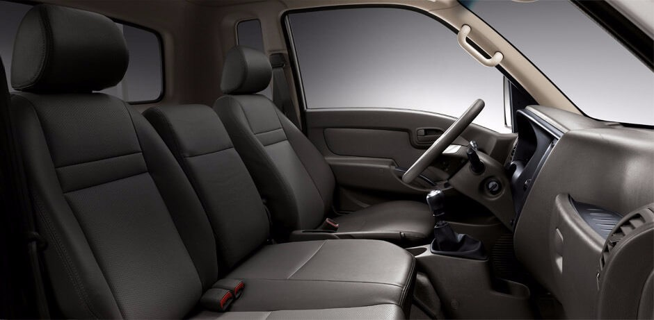 Nội thất xe tải Hyundai New Porter1.5 tấn