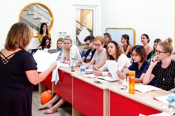 Sunshine Maple Bear tập huấn kế hoạch giảng dạy cùng chuyên gia nước ngoài