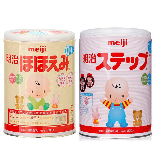 Kinh nghiệm chọn sữa Nhật phù hợp nhất cho bé