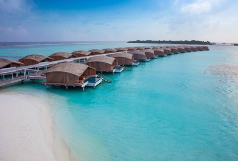 All-inclusive holidays in Maldives