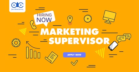 TUYỂN DỤNG MARKETING SUPERSVISOR