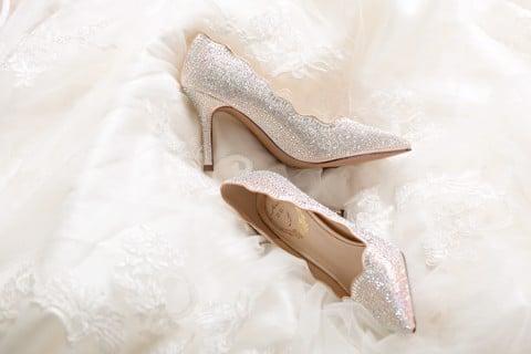 4 Tips chọn giày cưới cho nàng