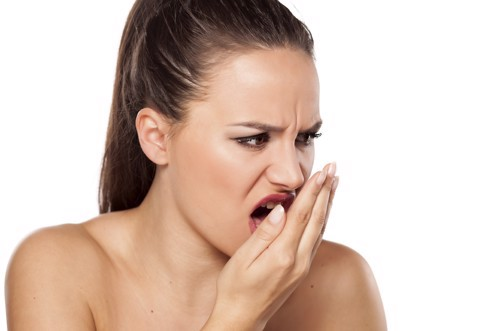 the main causes of bad breath
