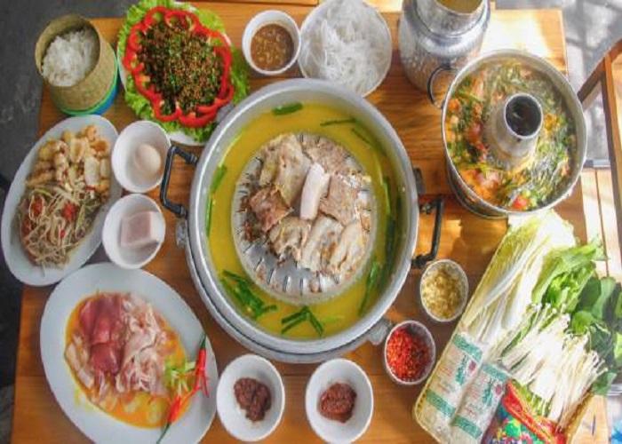 Những món ngon không thể bỏ lỡ khi đi du lịch Lào