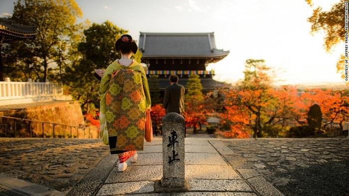 Du lịch Nhật Bản - Có Một Kyoto bình yên đến thế!