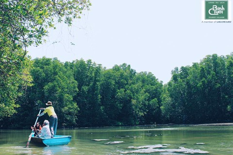 CAN THANH - CAN GIO MANGROVE FOREST