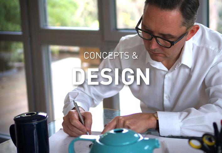 Những ý tưởng chủ đạo và thiết kế