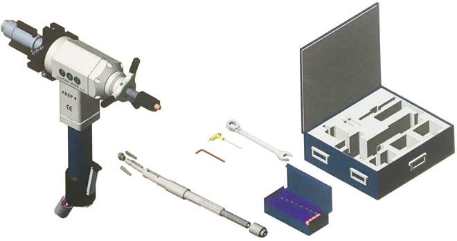 Hướng dẫn sử dụng nhanh máy vát mép ống TAG trong 5 phút