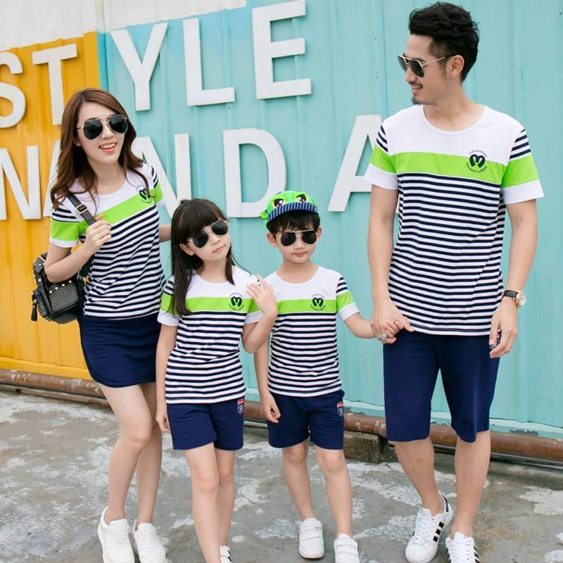 Tại sao chọn vải thun cho những chiếc quần đồng phục gia đình