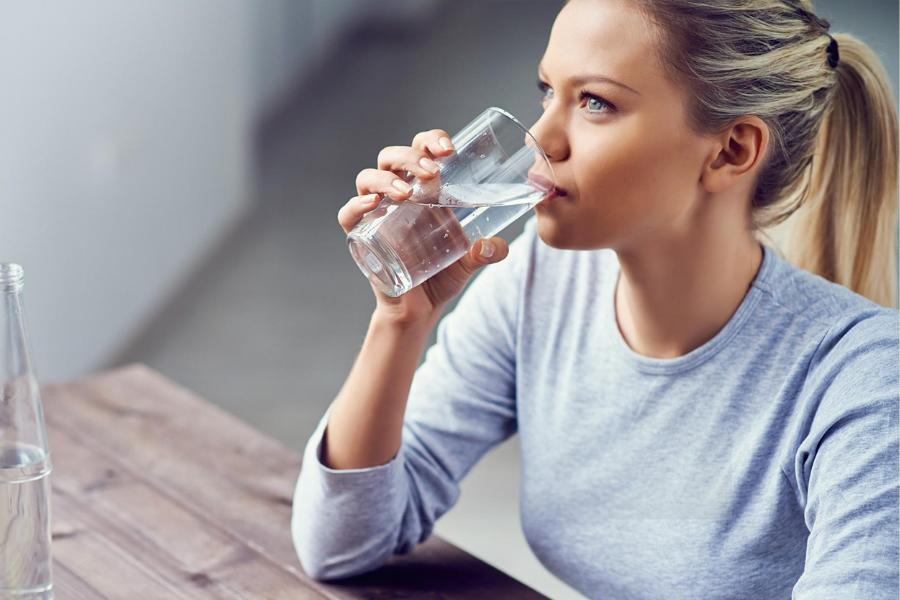 Sức khỏe - Đơn giản từ nước