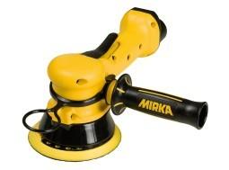 Máy mài nhám khí nén 2 tay cầm MIRKA Sander 125mm ORBIT 5,0