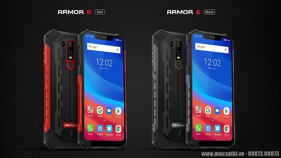 smartphonestore.vn - bán lẻ giá sỉ, online giá tốt điện thoại ulefone armor 6 chính hãng - 09175.09195