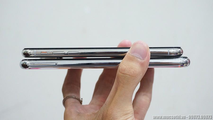 Mục sở thị tận mắt Ulefone X gây sốt với thiết kế giống hệt iPhone X giá rẻ - mucsothi.vn