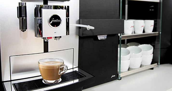 review jura x8 coffee machine compact in size big in technology