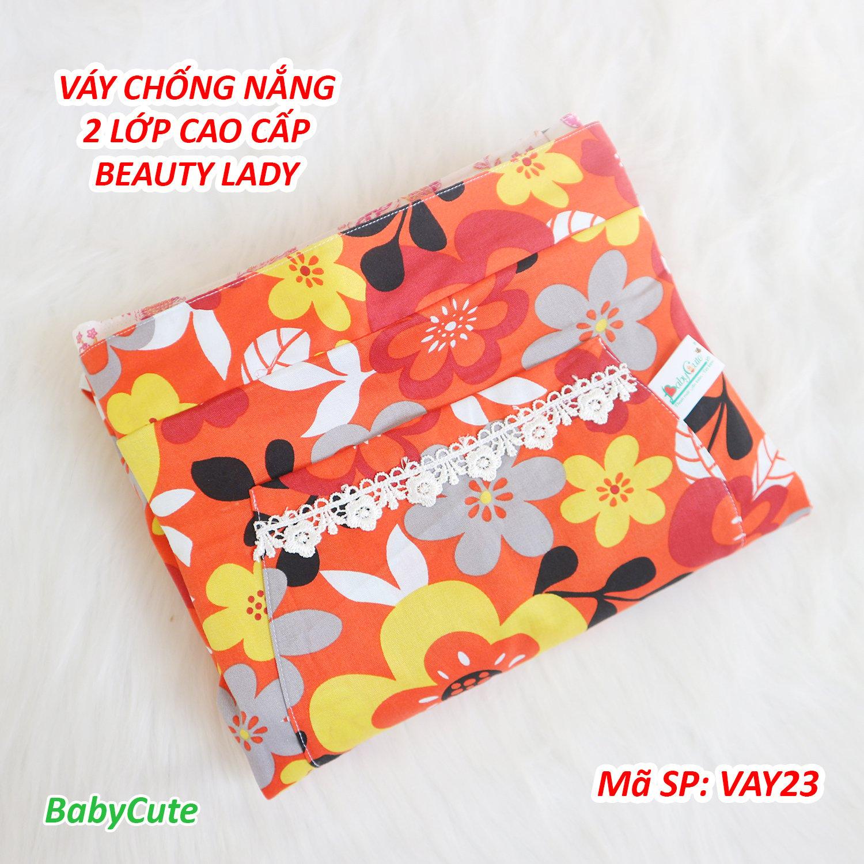 VÁY CHỐNG NẮNG CAO CẤP BEAUTY LADY - Thương hiệu BabyCute