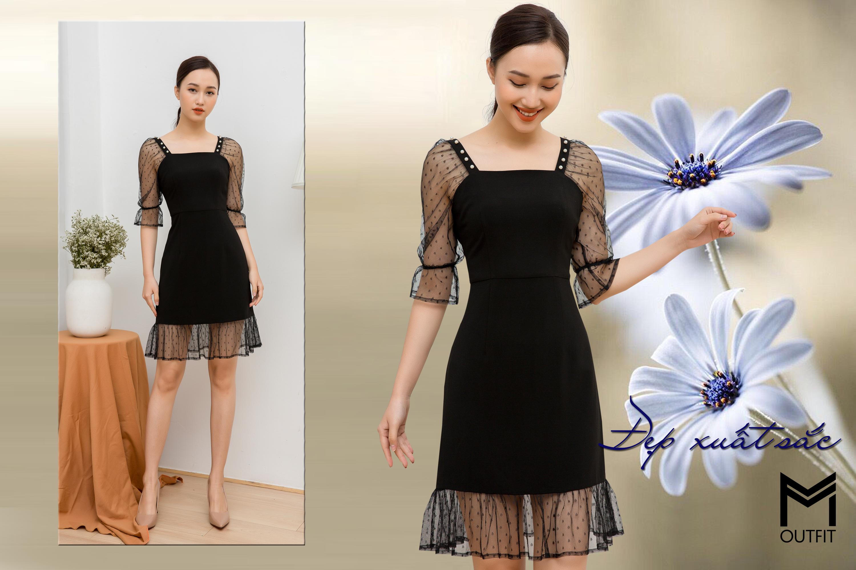 Đẹp xuất sắc mùa xuân sang với MM Outfit - BST Xuân Hạ phần I