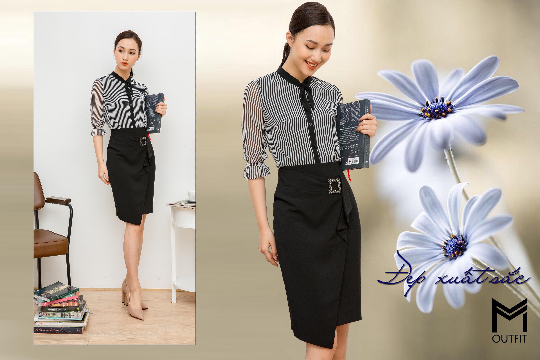 Đẹp xuất sắc mùa xuân sang với MM Outfit - BST Xuân Hạ phần II