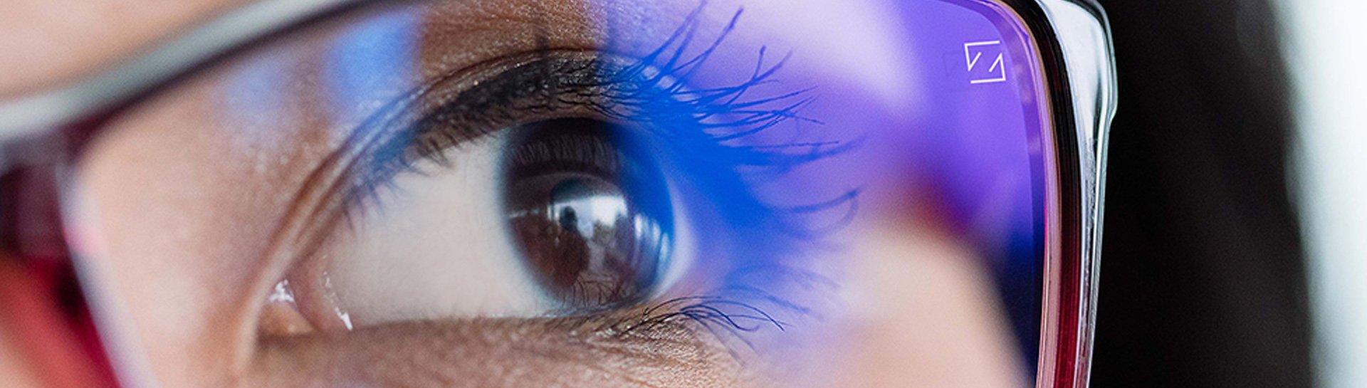 Tròng kính lọc ánh sáng xanh thông minh – Gọng kính, Tròng kính, Kính mát  thời trang chính hãng