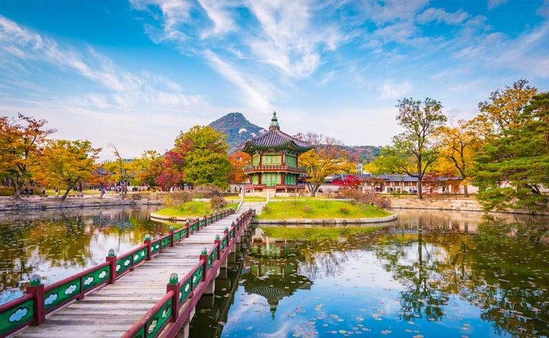 Vé máy bay giá rẻ đi Hàn Quốc