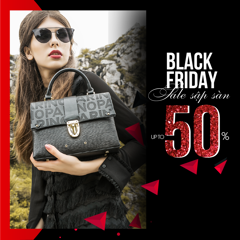 BLACK FRIDAY – SALE SẬP SÀN