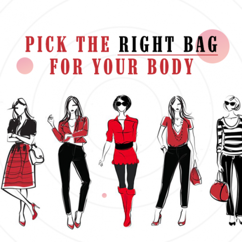 Pick the right bag for your body