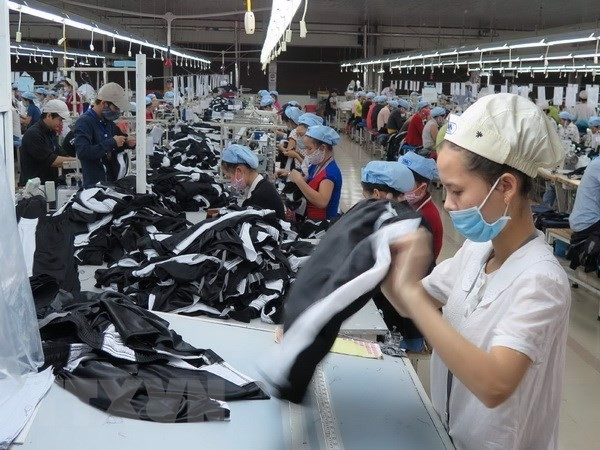 Indian firms work to further explore Vietnam's garment and textile