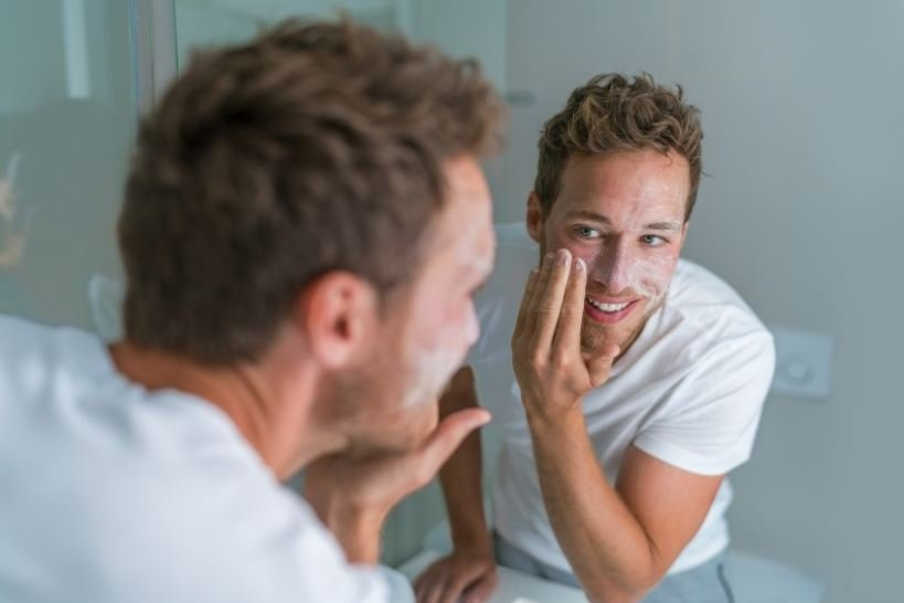Why men need to worry about their skins too