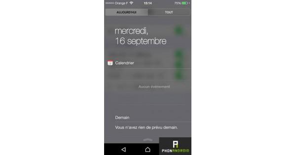 Cách biến một chiếc điện thoại android thành iOS trong 30s
