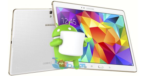 Hướng dẫn cài đặt ROM AOSP Android 6.0 cho Galaxy Tab S 10.5