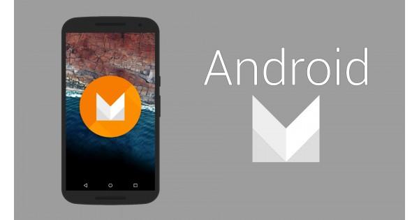 Tổng hợp các file ứng dụng, hình nền và nhạc chuông của Android M