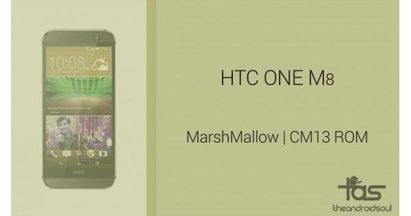 Tổng hợp và hướng dẫn cài đặt các tựa ROM Android 6.0 cho HTC One M8