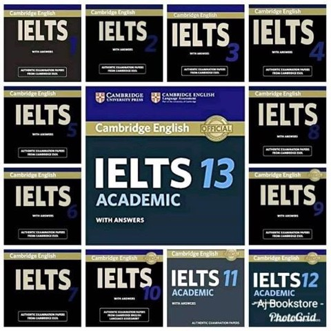 Cambridge IELTS ( 1 : 13 ) on Google Drive