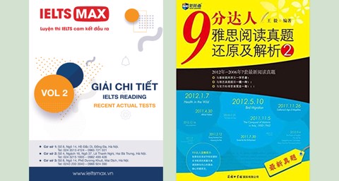 Giải chi tiết sách IELTS Reading Recent Actual Tests Vol 2
