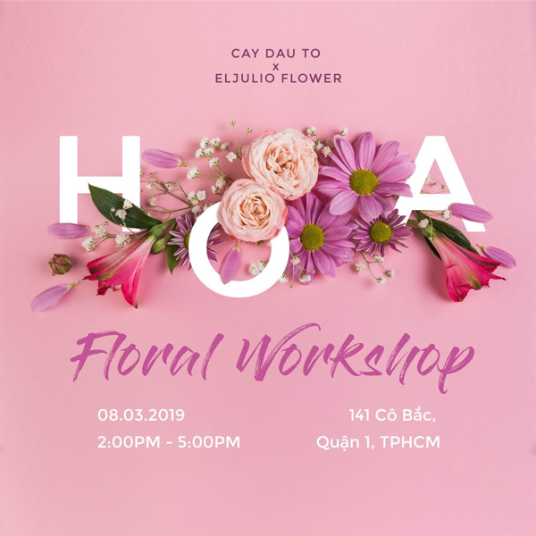 HOA - FLORAL WORKSHOP