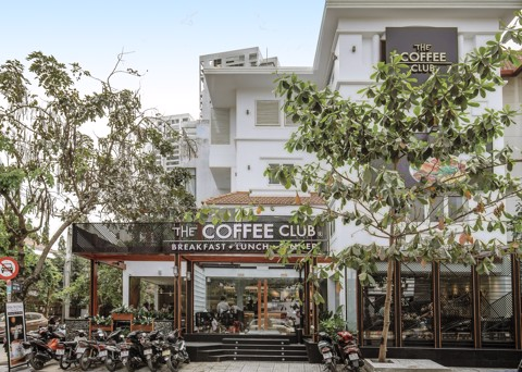 EXPERIENCE A CONTEMPORARY CONCEPT AT THE COFFEE CLUB VIETNAM'S 3RD STORE IN DISTRICT 2
