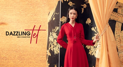 DAZZLING TẾT - New Collection