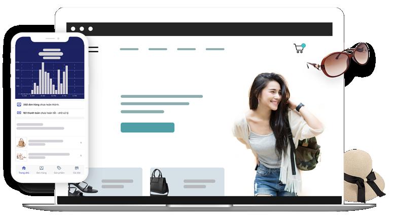 Mở rộng kinh doanh online với Haravan