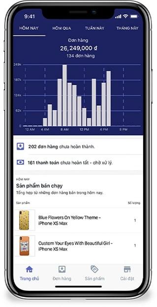 Haravan Mobile App