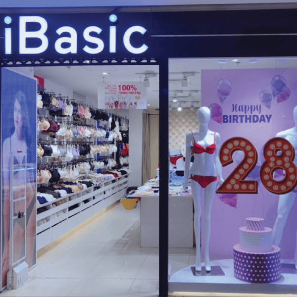 ibasic Sài Gòn Center