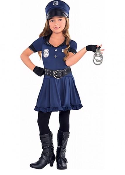 Trang phục cảnh sát cho bé