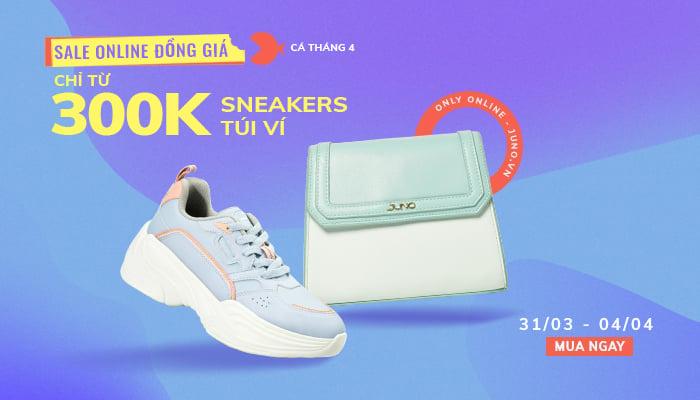 Túi Ví Sale Online từ 300K