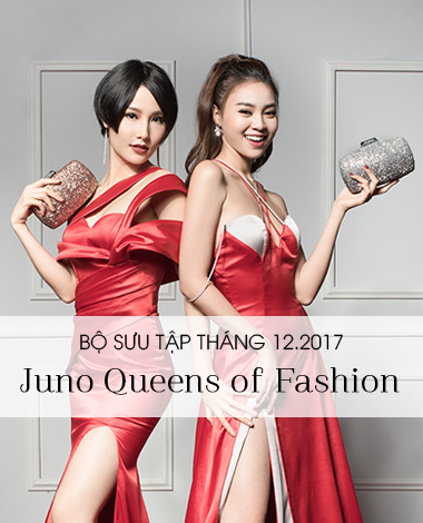 JUNO QUEENS OF FASHION