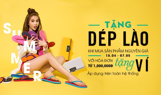 CTKM ra mắt Juno Summer Collection 2017