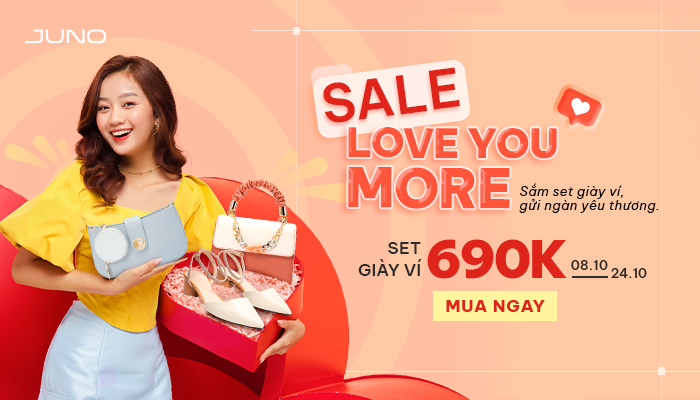 Sale Love Your More