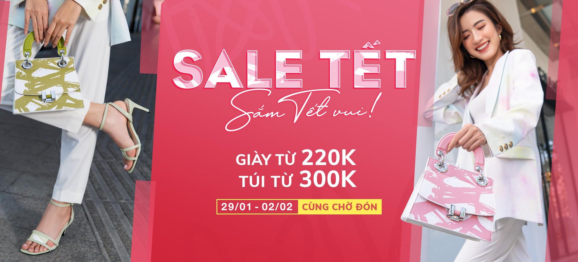Sale Tết