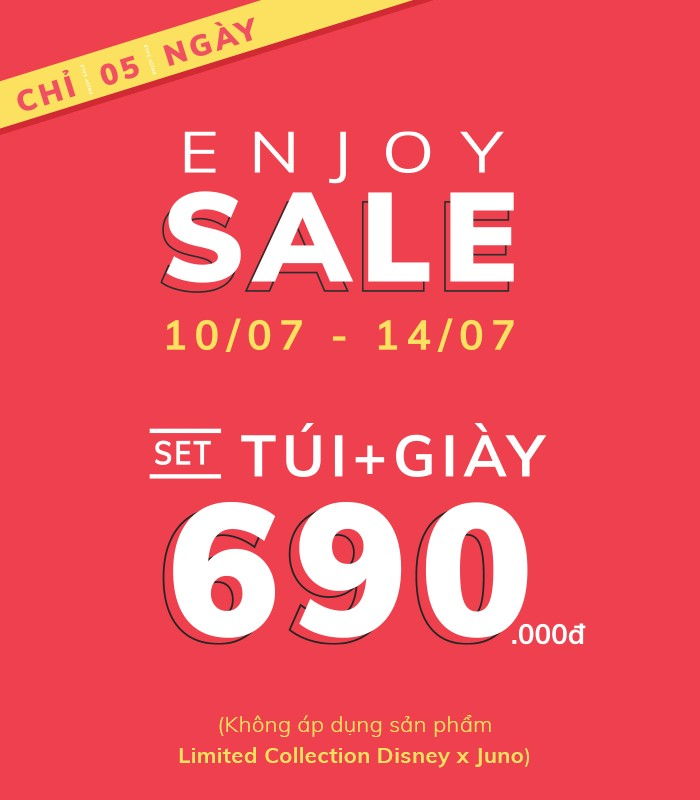 Enjoy Sale
