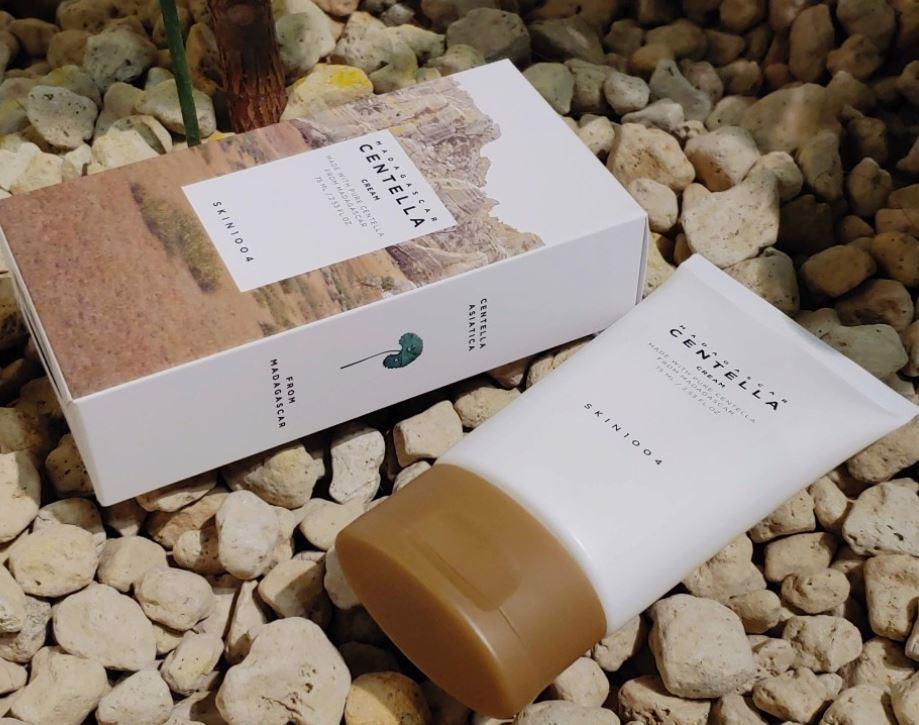 Kem Dưỡng Rau Má Skin1004 Madagascar Centella Cream 75ml – THẾ GIỚI SKINFOOD