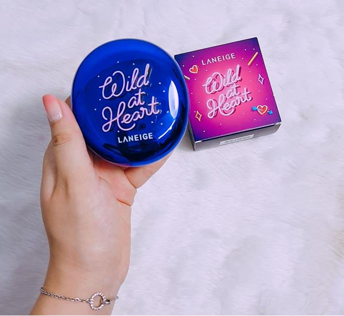 Laneige, Laneige Wild At Heart Layering Cover Cushion & Concealing Base, Laneige Wild At Heart Layering Cover Cushion & Concealing Base 16.5 g. #23 SandLaneige Wild At Heart Layering Cover Cushion & Concealing Base รีวิว, Laneige Wild At Heart Layering Cover Cushion & Concealing Base ราคา,